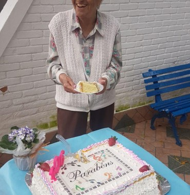 Aniversário Residente Maria Nair